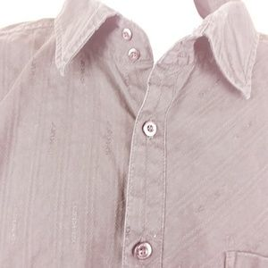 Oakley Size XL Button Front Shirt True Fit L/S BLK